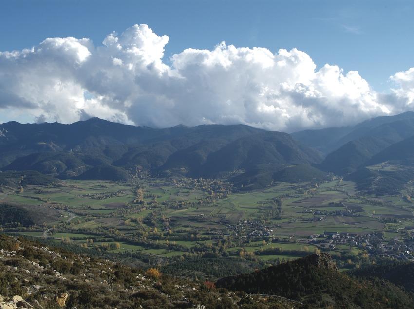 Pirineus. Bellver de Cerdanya
