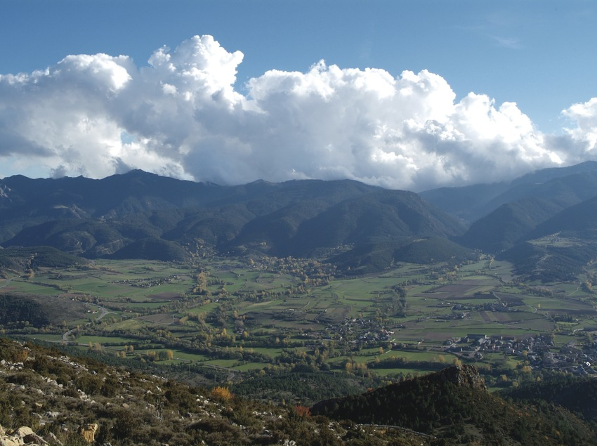 Pirineus. Bellver de Cerdanya  (Patronat Comarcal de Turisme de la Cerdanya)