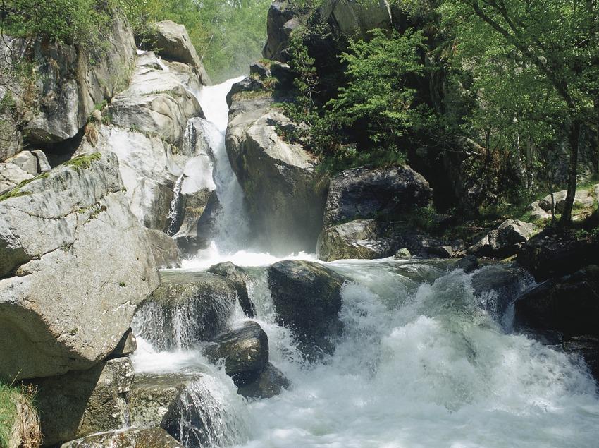 Pirineus. Riu de la Llosa, a la Cerdanya  (Patronat Comarcal de Turisme de la Cerdanya)