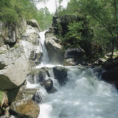 Pirineos. Riu de la Llosa, en La Cerdanya