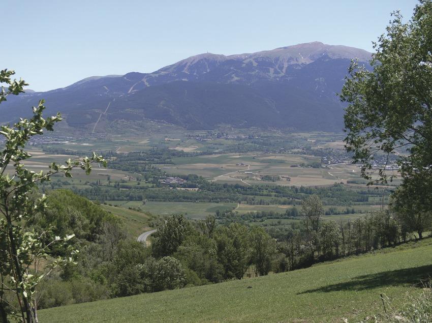 Pirineos. Vista de La Tossa d'Alp, en La Cerdanya   (Patronat Comarcal de Turisme de la Cerdanya)