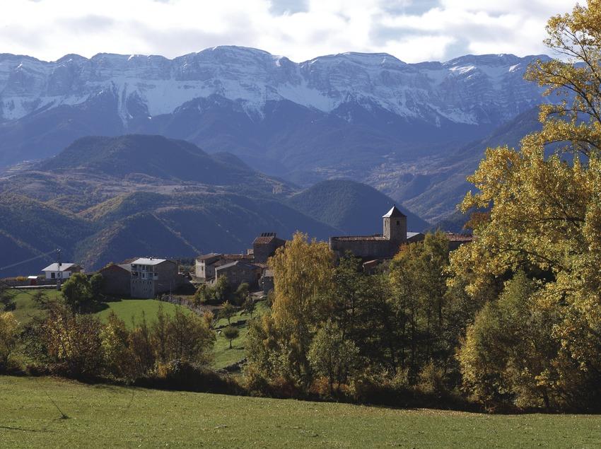 Pirineos. Vista de Músser, en La Cerdanya   (Patronat Comarcal de Turisme de la Cerdanya)