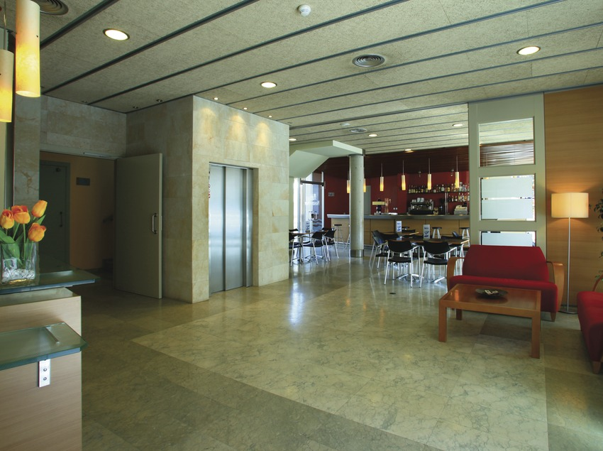 Costa de Barcelona. Instal·lacions de l'Aqua Hotel Nostre Mar Apartaments   (Aqua Hotel)