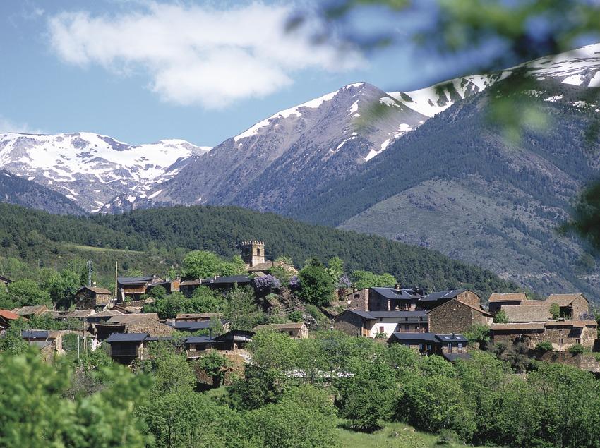 <p>Pirineus. Eller, a la Cerdanya</p> (Patronat Comarcal de Turisme de la Cerdanya)