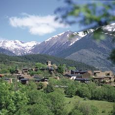 Pirineos. Eller, en La Cerdanya