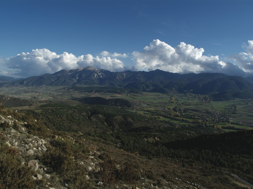 <p>Pirineus. La Tossa, Moixerà, a la Cerdanya</p> (Patronat Comarcal de Turisme de la Cerdanya)