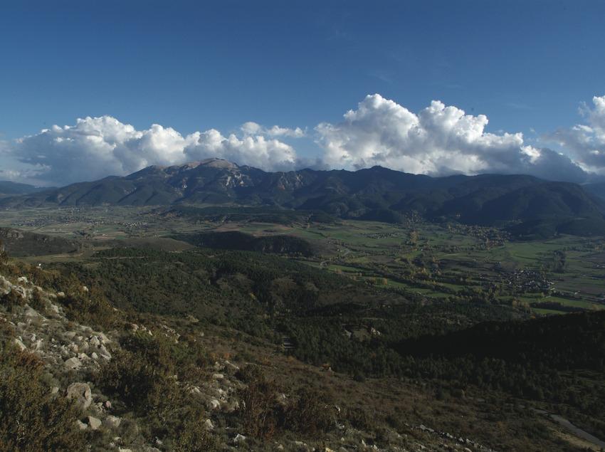 Pirineos. La Tossa, Moixerà, en La Cerdanya   (Patronat Comarcal de Turisme de la Cerdanya)
