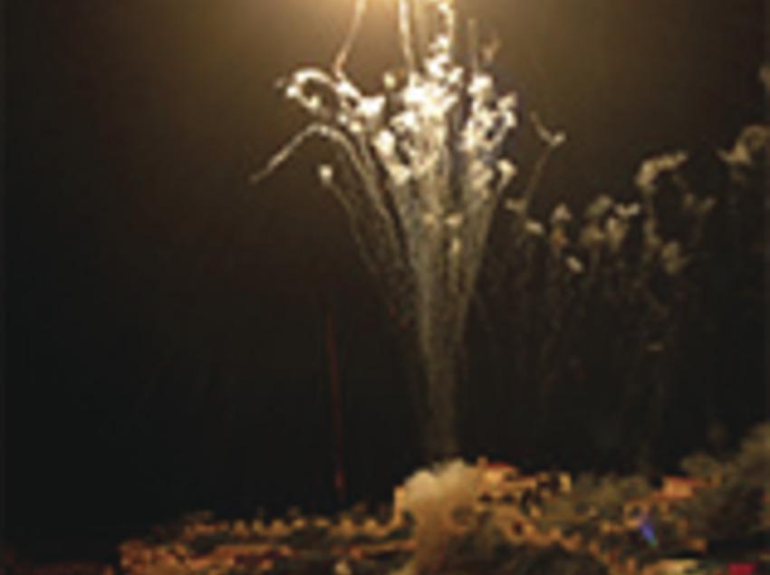 Festes a la platja de Santa Llúcia