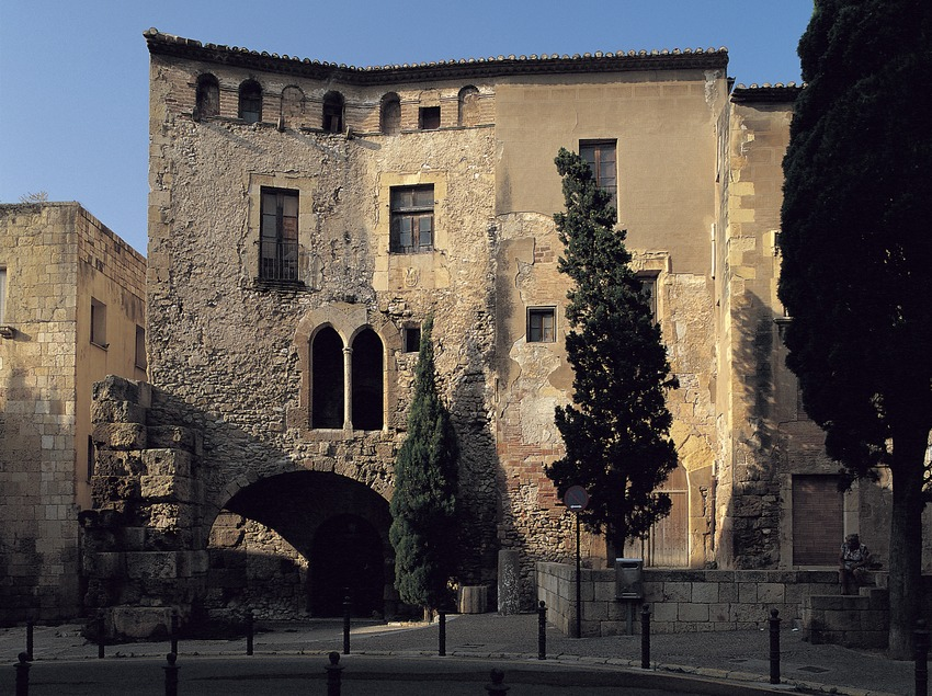 Plaza Pallol, Tarragona.  (Rafael López-Monné)