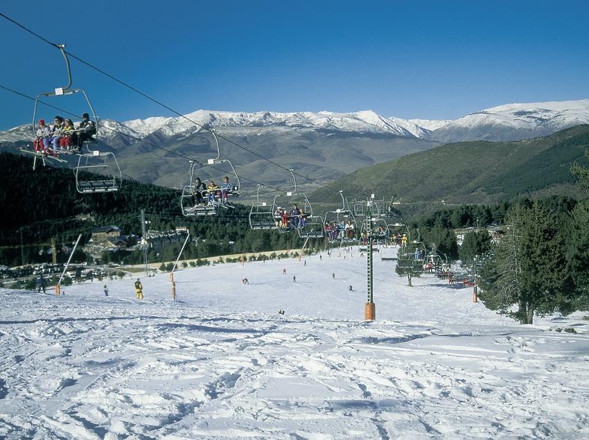 Ski slopes at La Molina  (Servicios Editorials Georama)