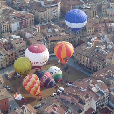 Un vol amb globus