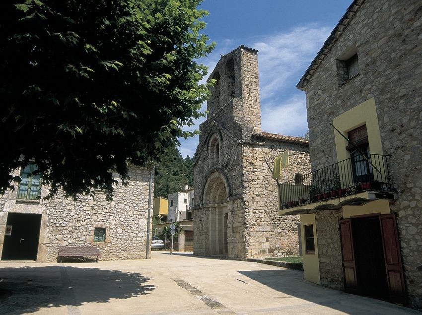 Romanesque church of Sant Pere  (Servicios Editorials Georama)