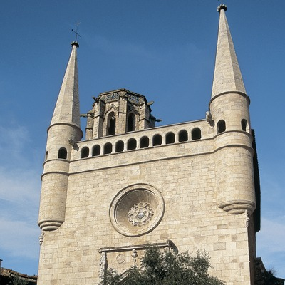 Església de Sant Esteve  (Servicios Editorials Georama)