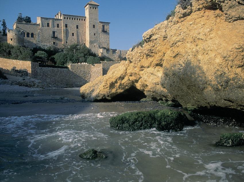 Castillo de Tamarit.  (Servicios Editoriales Georama)