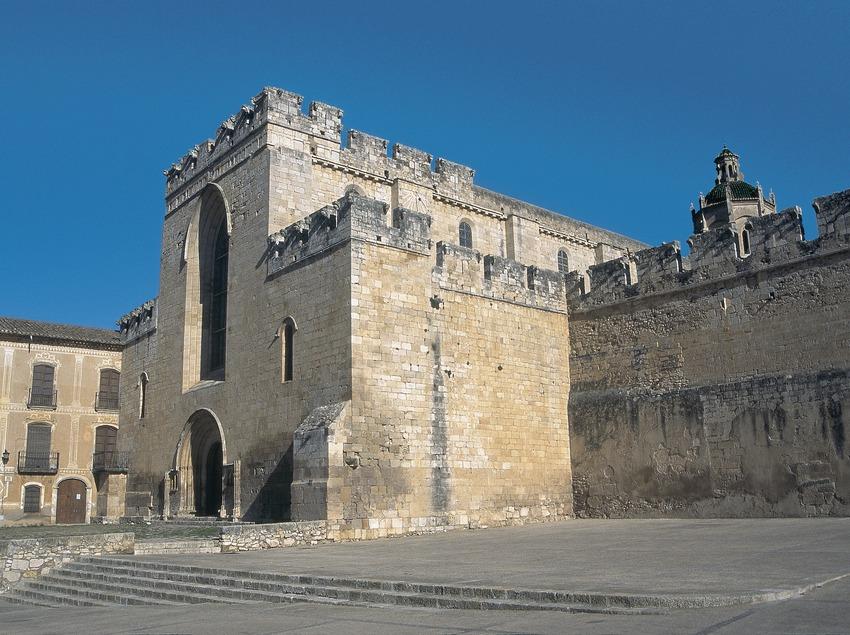 Iglesia del monasterio cisterciense de Santes Creus  (Servicios Editorials Georama)