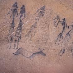 Pinturas rupestres de la Roca dels Moros, El Cogul.