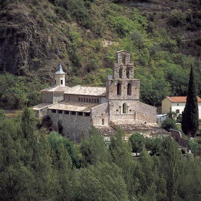 Monasterio de Santa Maria de Gerri.