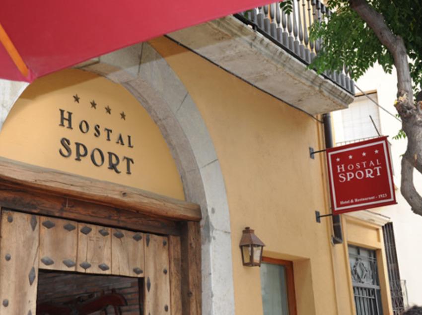 Hotel-Hostal Sport