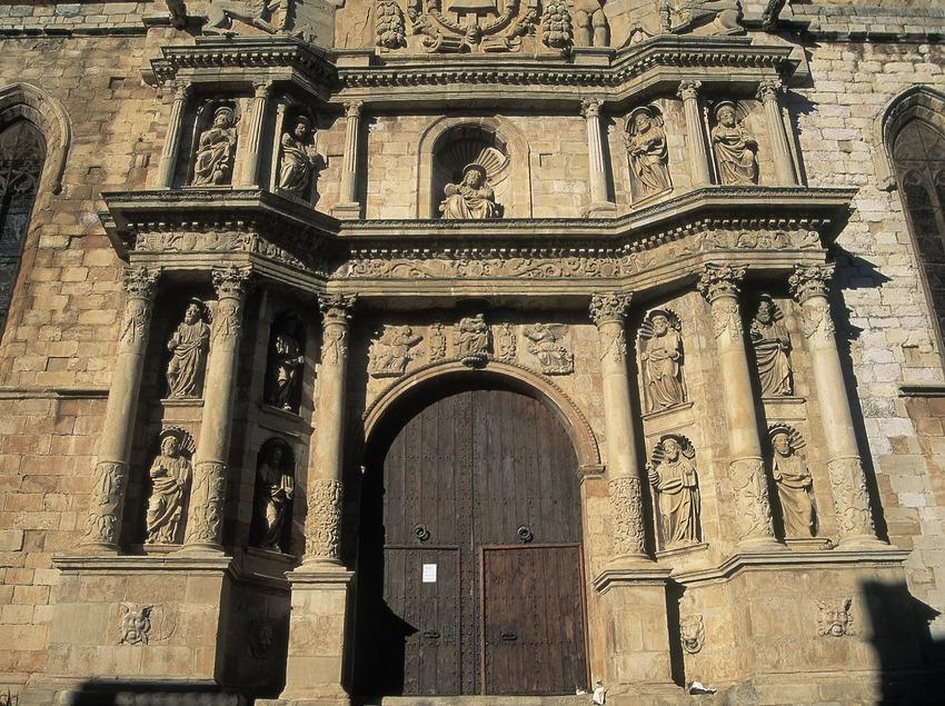 L'església de Santa Maria de Montblanc.  (Servicios Editorials Georama)