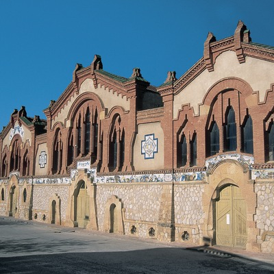 Celler d'El Pinell de Brai, la Catedral del Vi.