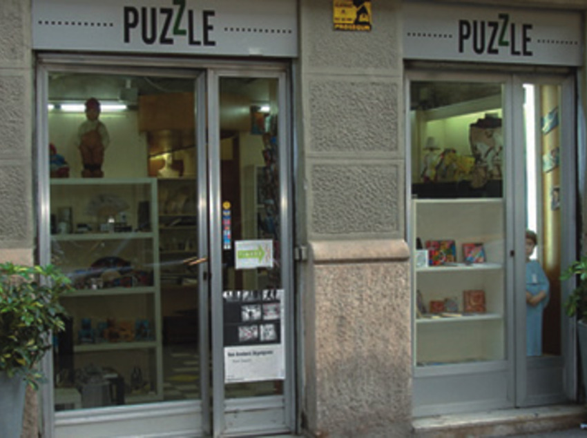 Puzzle papers