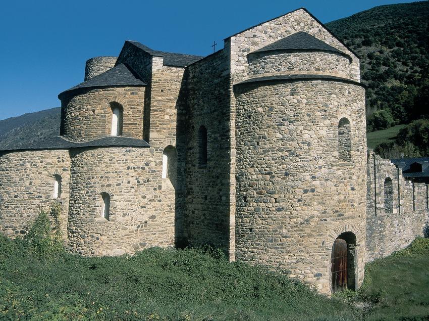 Iglesia de Sant Serni de Tavèrnoles.