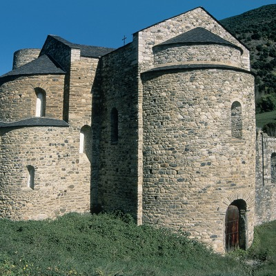Monestir de Sant Serni de Tavèrnoles  (Servicios Editorials Georama)