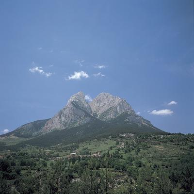 El Pedraforca.  (Felipe J. Alcoceba)