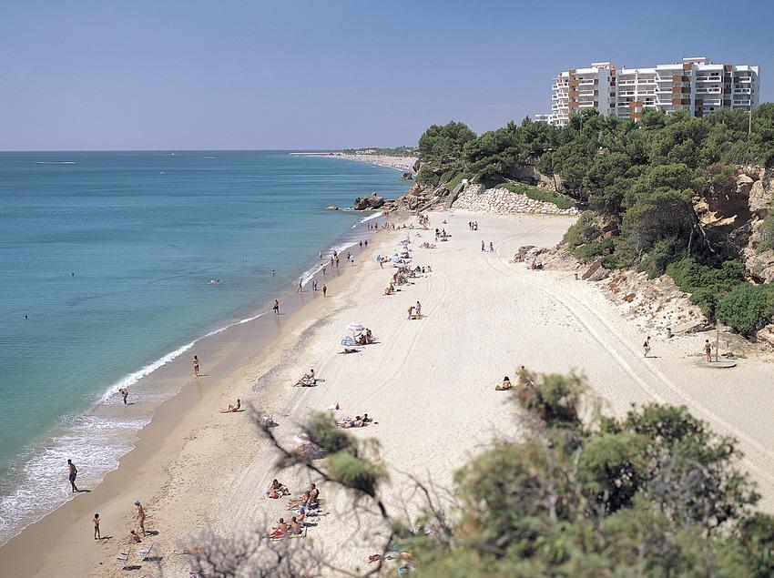 Playa entre Hospitalet de l'Infant y Miami Platja  (Felipe J. Alcoceba)