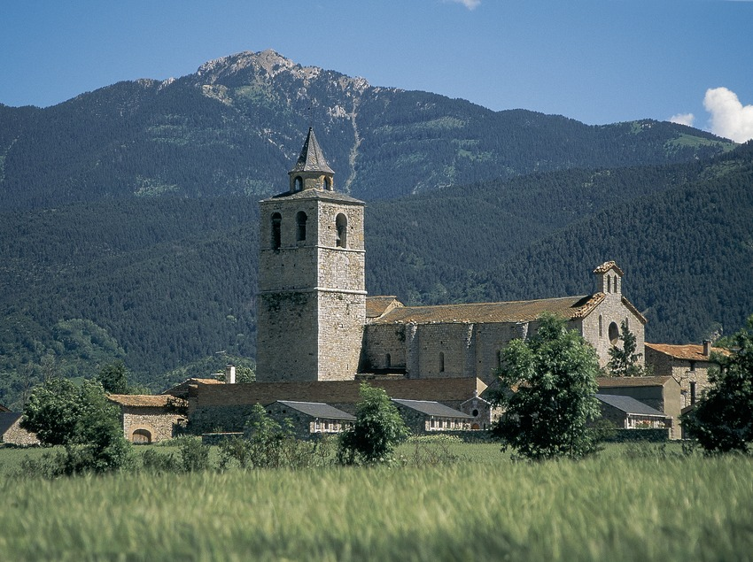 Iglesia de Talló  (Servicios Editorials Georama)