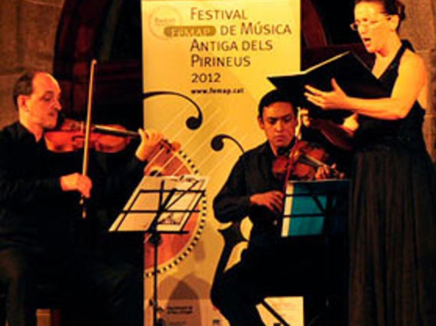 Festival de Musique Ancienne des Pyrénées
