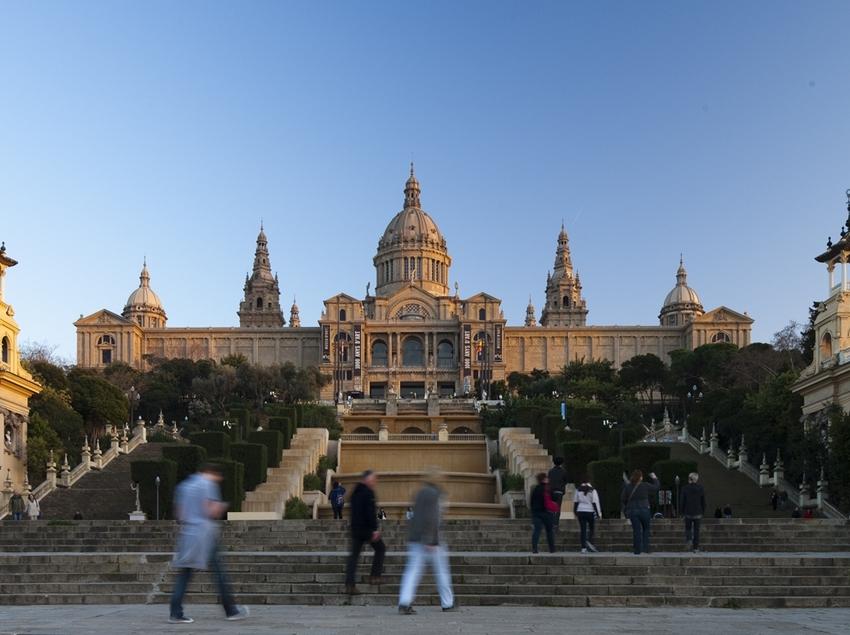 Museu Nacional d'Art de Catalunya-MNAC