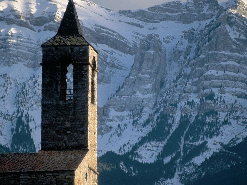 Ermita de Santa Coloma  (Servicios Editorials Georama)