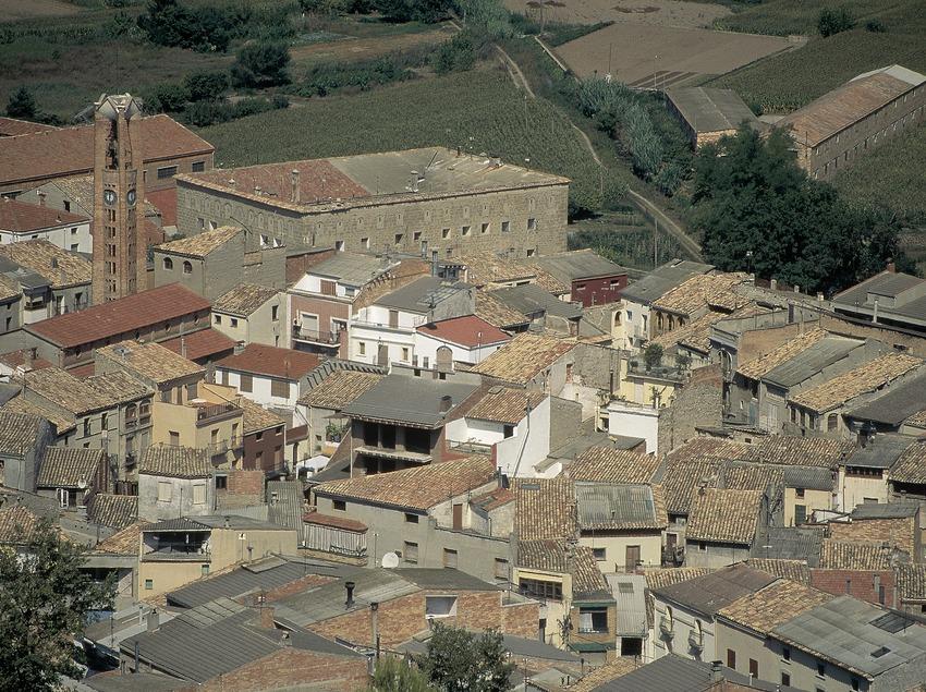 Casc històric d'Artesa de Segre.  (Servicios Editorials Georama)