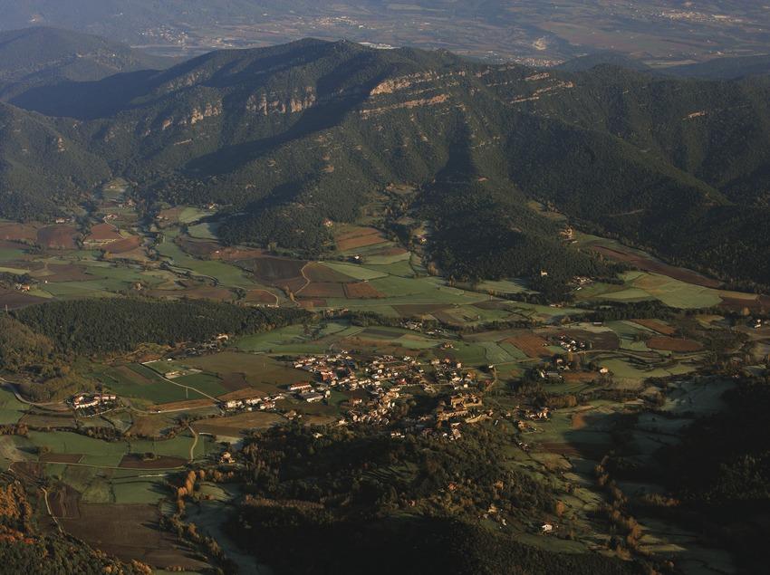 Santa Pau.