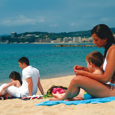 Playa de Sant Antoni de Calonge