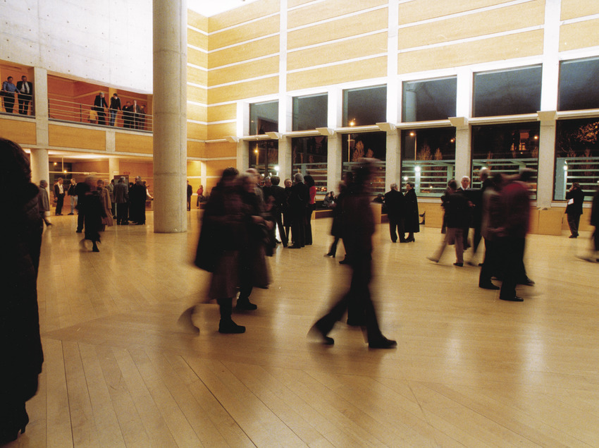 L'Auditori. Foyer