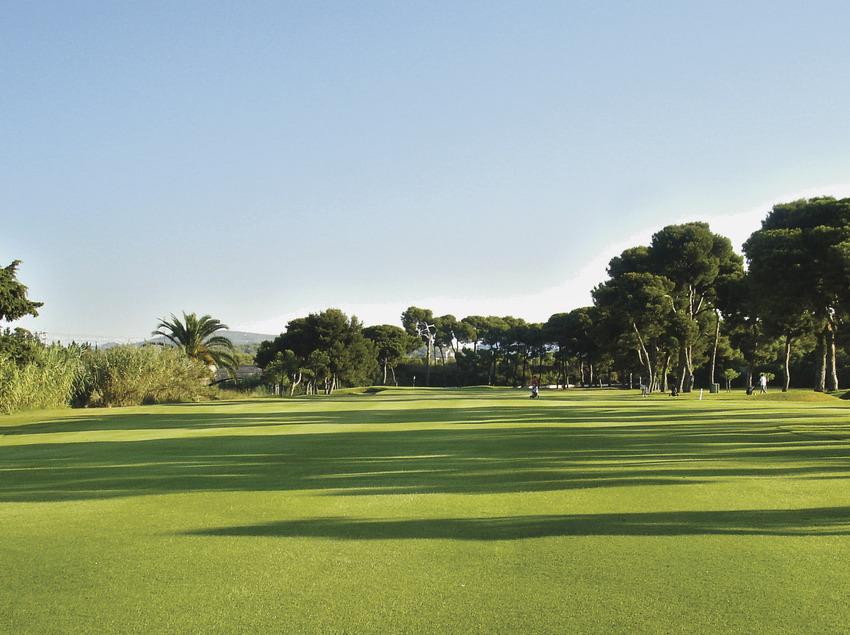 Viu el golf en primera persona   (Club Golf Terramar)