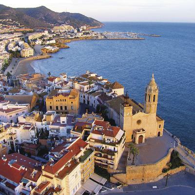 Sitges, una destinació fascinant   (Agència de Promoció Turisme de Sitges)