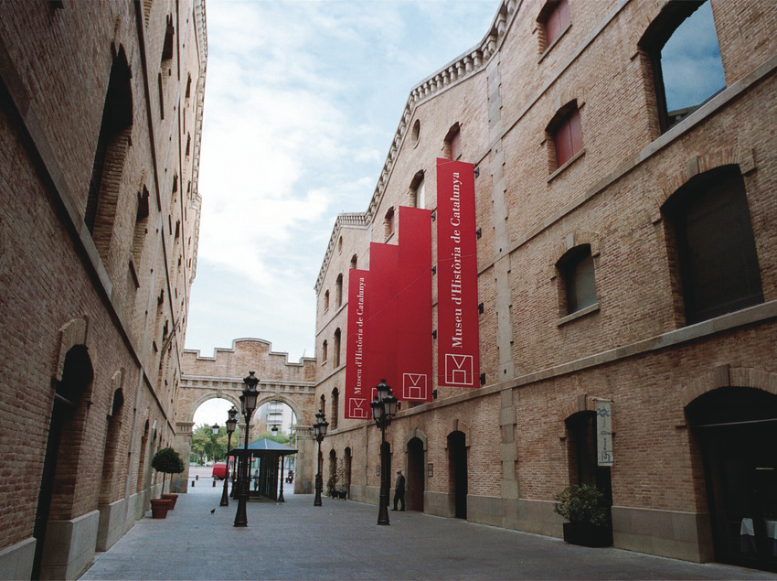 Ven a hacer un viaje por la historia   (Museu d'Història de Catalunya)