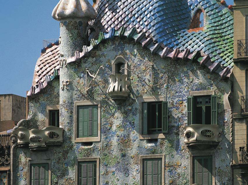 Visites culturals amb audioguia   (Casa Batlló)