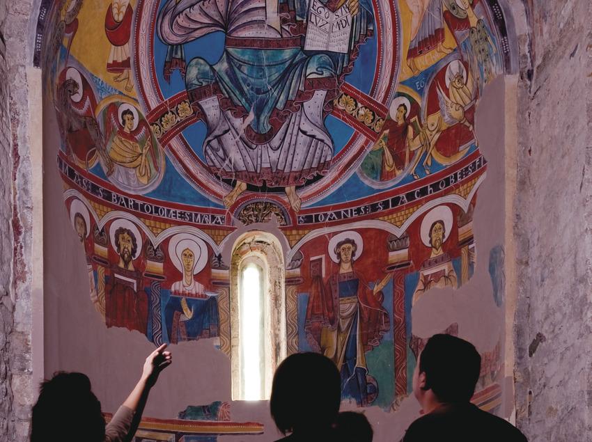 Descobrir el millor romànic   (Consorci Patrimoni Mundial de la Vall de Boí)