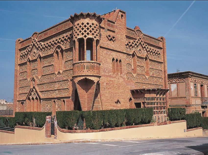 Visita guiada a la Colònia   (Colònia Güell-Cripta Gaudí)