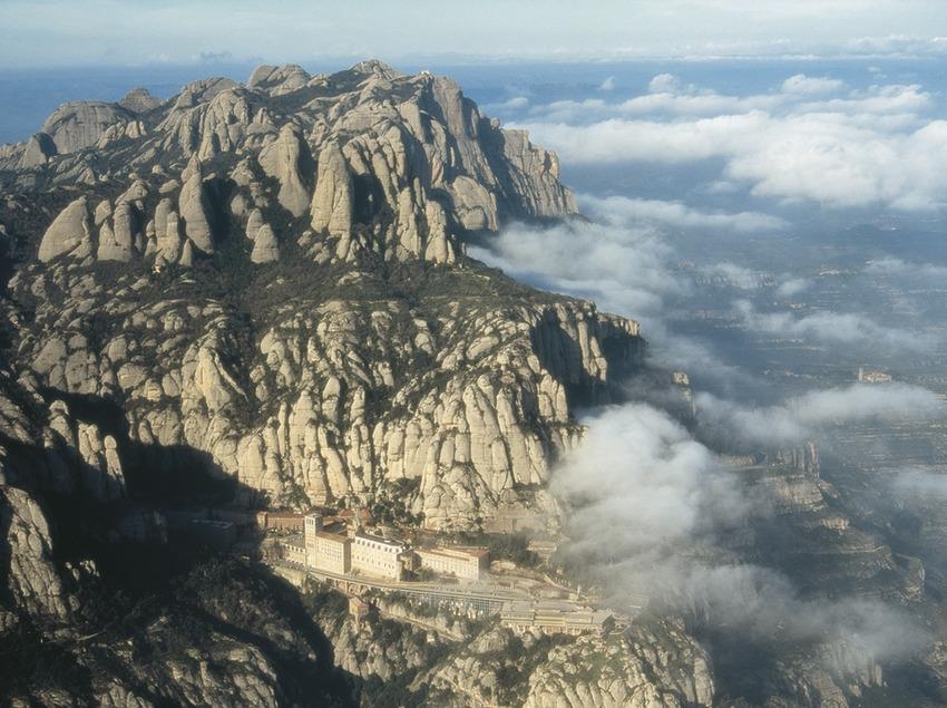 Estada singular a Montserrat   (Montserrat)