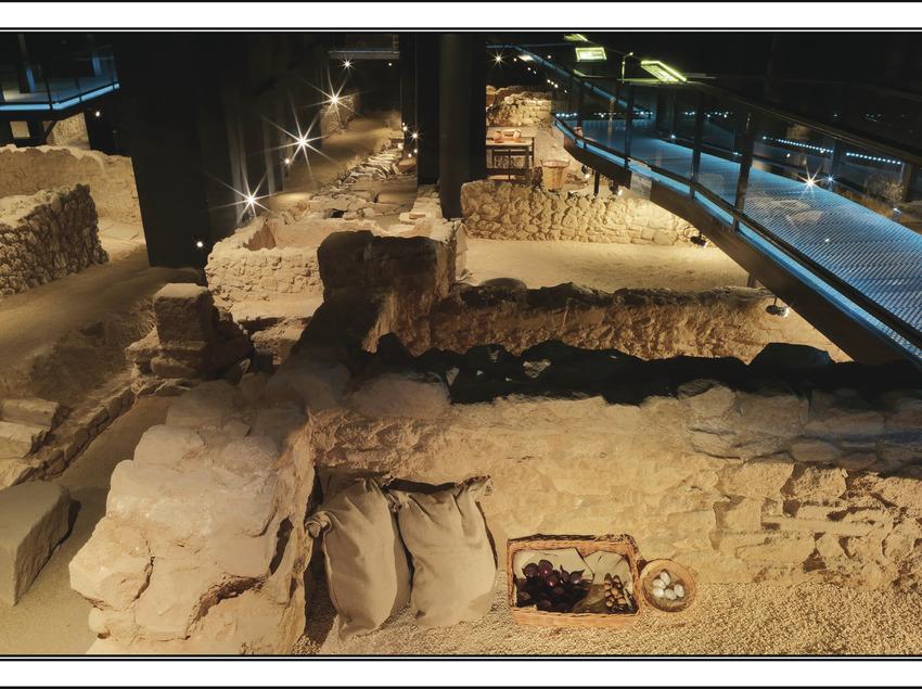 Adentrarse en Baetulo   (Museu de Badalona)