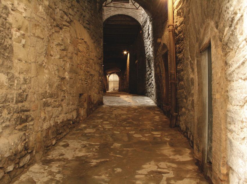 Les passes de Pere III el Cerimoniós   (Oficina de Turisme de Manresa)