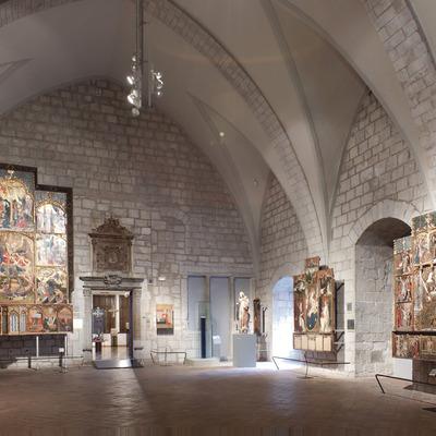 Deu segles d'art a terres gironines   (Museu d'Art de Girona)