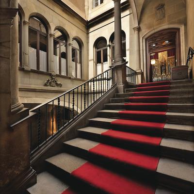 Una fiesta en palacio   (Palau Moxó)