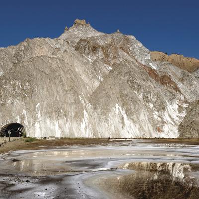 La sal de la nostra història   (Parc Cultural de la Muntanya de Sal)