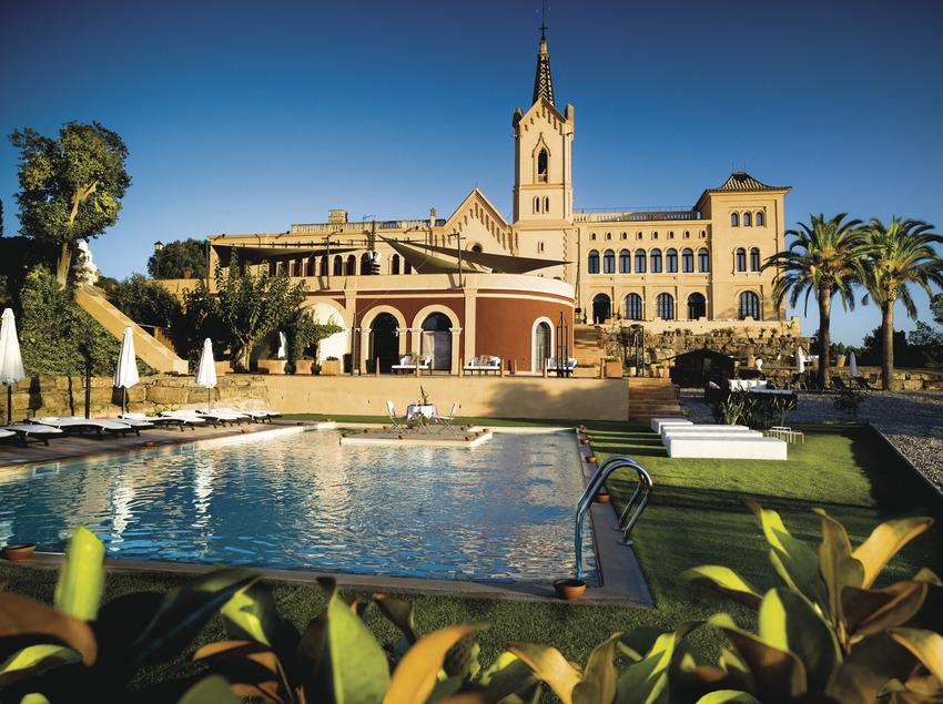 Una estancia en el Hotel   (Sant Pere del Bosc Hotel & Spa *****)